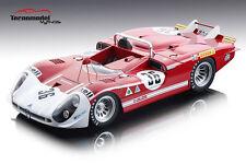 Tecnomodel Alfa Romeo 33.3 Coda Lunga #36 Le Mans 24h 1970 1/18