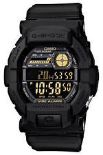 Casio G-shock Black Digi Vibration Alert Watch Gd350-1b