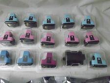 15 Genuine HP 02 Black & Color Ink Cartridges HP Photo Printers Sealed + BONUS