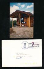 ARCTIC ALASKA CHICKEN POST OFFICE + DUCK FOLK ART BIRDS