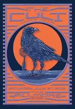 The Cult | Art By D. Studebaker Johnson - Original 2013 Concert