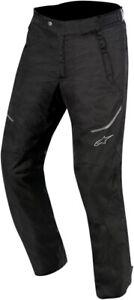 Alpinestars AST-1 WP Textile Waterproof Motorbike Pants Trousers 3226116