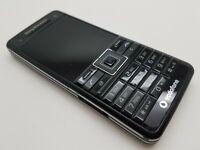Sony Ericsson Cyber-shot C902 Black (Unlocked Including 3 Network) Mobile Phone