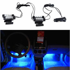 DC 12V LED BLUE Neon Lights Bulbs FOR Car Interior Decoration Cigarette Lighter