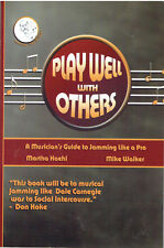 Play Well with Others - Musician's Guide to Jamming Like a Pro Haehl Walker NEW!