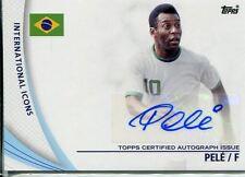 Topps Premier Gold Football 13/14 Autograph SP-P Pele