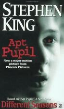 Apt Pupil by Stephen King (1998, Paperback)