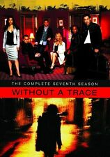WITHOUT A TRACE: THE COMPLETE SEVENTH SEASON 7  (6PC) Region Free DVD - Sealed