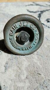 Vintage Rain Jet Sprinkler 66