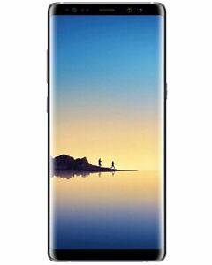 Samsung Galaxy Note 8 Unlocked AT&T Verizon T-Mobile Sprint 64GB SM-N950