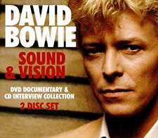 David Bowie - David Bowie - Sound and Vision (CD+DVD BOX SET)