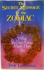 The Secret Message of the Zodiac-Astrology Explained-Signs of Zodiac-Paperback