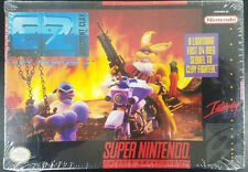 C2 CLAY FIGHTER JUDGMENT CLAY Super Nintendo SNES New Factory Sealed H-Seam