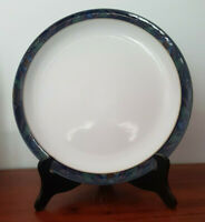 DENBY LANGLEY Baroque Pottery Dinner Plate England Art Noveau 1992-2000  3 avail