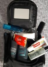 DOVE/FRAGRANCE MENS TRAVEL TOILETRIES SET HOLIDAYS/BIRTHDAY/FATHER'S DAY10 ITEMS
