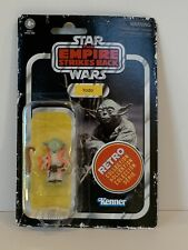 Star Wars Retro Collection Yoda Toy 3.75 Inch Scale Star Wars: The Empire Strike