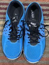 Nike Flex 2013 Run Blue/Black Mens Running Shoes Size 11.5 No BOX