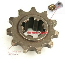 Pignone 11 Denti Passo Grande T8 Più Ripresa X Mini Cross Mini Quad 49cc Ad Aria