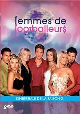 21892//FEMMES DE FOOTBALLEURS SAISON 2 COFFRET 2 DVD NEUF SOUS BLISTER