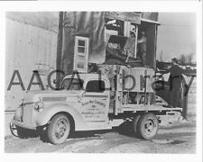 1940 Ford Cement Mixer Truck, Factory Photo (Ref. # 43345)