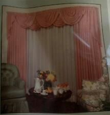 """BRAND NEW IN PACKAGE  Moonglow Sheer 60"""" by 63"""" Curtain Panel, Cameo"""