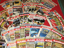 1990 ~ AUTO WEEK ~ 58 ISSUES