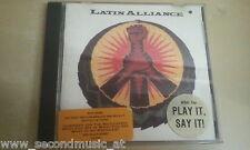 CD--LATIN ALIANCE--SAME ---ALBUM