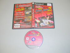 IHRA DRAG RACING 2 (Playstation 2 PS2) Game & Case