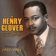 Henry Glover Story:  Volume 2: 1952-61 2CD