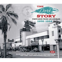 """THE DORE STORY  """"POSTCARDS FROM LOS ANGELES 1958-1964"""" 28 TRACKS"""