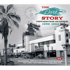 "THE DORE STORY  ""POSTCARDS FROM LOS ANGELES 1958-1964"" 28 TRACKS"