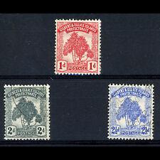 Gilbert & Ellice es 1911 BACUA Pino. SG 9-11. valores de 3. (AR335) bien usada.