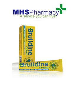 Brulidine Cream 25g antiseptic and antibacterial cream