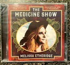 Melissa Etheridge - The Medicine Show CD (NEW 2019)