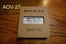 OPTO22 SNAP-AOV-27