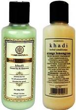 Herbal Khadi Natural Hair Conditioner  2 Variants  210 ML Each Hair Care