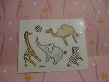 provo craft animals sticker module