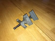 """Matthews Matthellini Clamp with 2"""" End Jaw Configuration, Silver"""