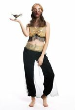 Costume Women's Lady of the Harem Courtesan 1001 Nights Belly Dancer SIZE M/L