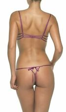 VALISERE STRING TAILLE 46 MODELE SEXY MISSION STR COULEUR BLEU