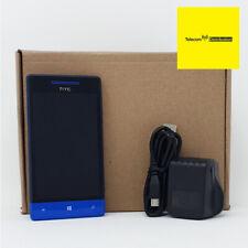 HTC Windows Phone 8S 3G - Blue SIM Free Windows Phone - New Condition - O2