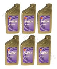 Set of 6 Quarts Engine Oils SN/GF5 5W-30 Full Synthetic Eneos for Honda Toyota