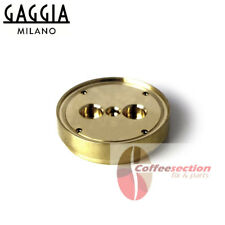Gaggia Brass  - Shower Holder 57x14mm - WGA16G1002, MOD for Gaggia Classic