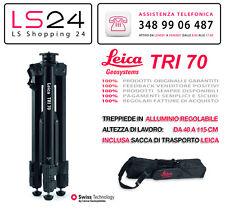 Leica TRI 70 - Treppiede Fotografico, Gamma DISTO e LINO by Leica Geosystems