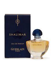 Shalimar .17 oz / 5 ml EAU DE PARFUM MINIATURE Splash