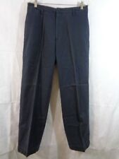 Nautica Men's Blue Relaxed Fit Clipper Khaki Pants Size 32 x 30 NWT