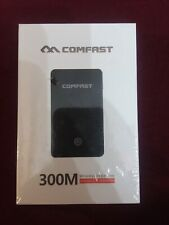 Comfast CF-WR800N 300M Dual 5dBi Antenna Signal Booster Wireless Repeater wifi