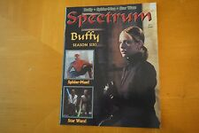 Spectrum Magazine (1994) #31 Buffy Spider-Man Sci-Fi Movie TV Comic Book Zine NM