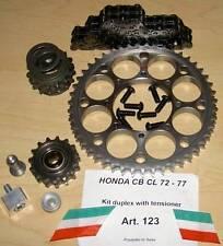 Honda CB CL 72 77 Cappellini #123 duplex primary chain conversion - 23 mm ONLY