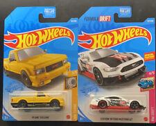 Hot Wheels 2021 N Case Kroger Exclusive - Syclone Mustang Lot of 2